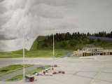 Rechte Seite Knuffingen Airport