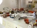 Das Museumsflugzeug