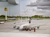A380 Parkposition