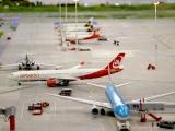 Flugzeugballett