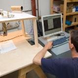 Prüfung der Fingertechnik