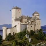 Schweiz: Castello di Montebello
