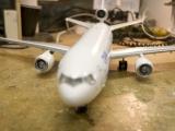 Die fertigen Turbinen der McDonnell Douglas DC-10