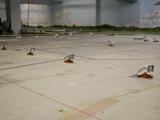 Airport Knuffingen: Die Invasion der Fluggasttreppen