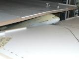Verkeilter A380