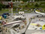 Historische Ausstellungsstücke: DC3, Nordatlas, Convair