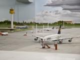 A380 Pushback-Vorgang