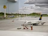 A380 Anfahrposition