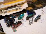 Fertig umgebaute Fahrzeuge
