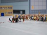 Mini-Taufzeremonie