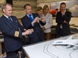 Begeisterung von Lufthansa, Airbus und der Presse