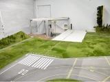 Die Konstruktion des Flugzeugliftes