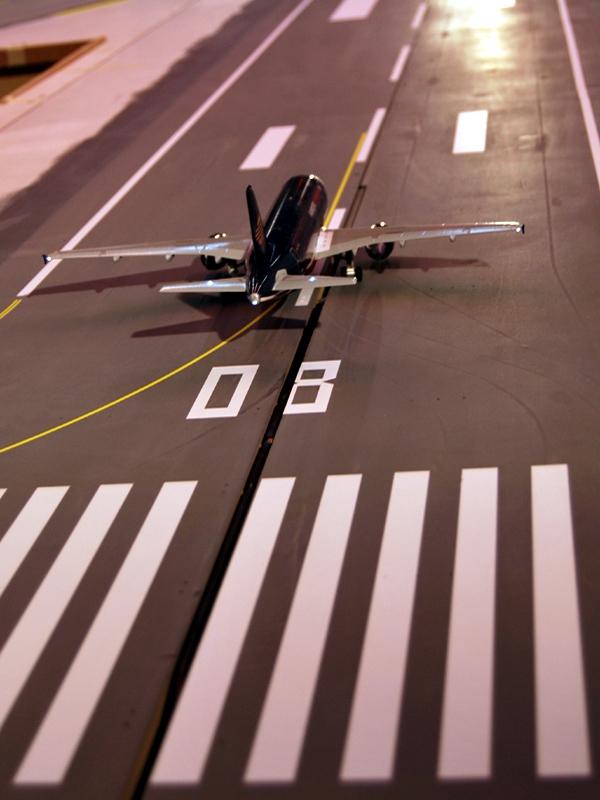 Start- und Landebahn I