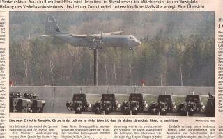 Wunderlandtechnik in Ramstein im Einsatz