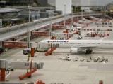 Ankunft am Terminal